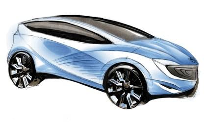 2007 Mazda Hakaze concept 62