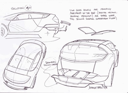 2007 Mazda Hakaze concept 70