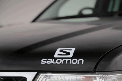 2015 Nissan Navara Salomon limited edition - UK version 2