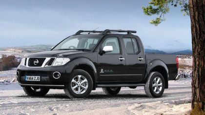 2015 Nissan Navara Salomon limited edition - UK version 7