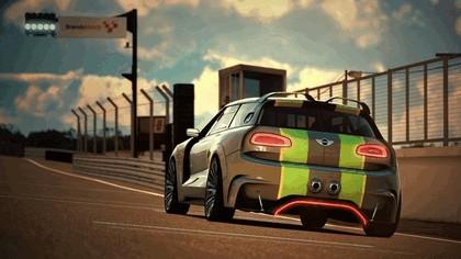 2015 Mini Clubman Vision Gran Turismo 12
