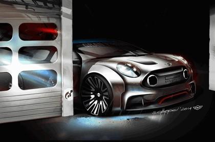 2015 Mini Clubman Vision Gran Turismo 19