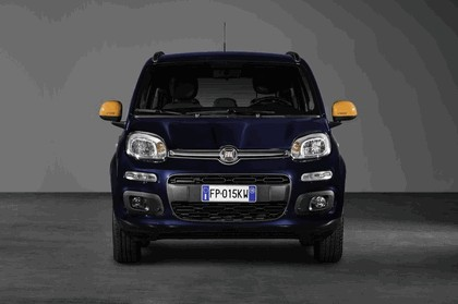 2015 Fiat Panda K-Way 7