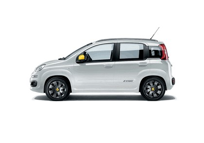 2015 Fiat Panda K-Way 13