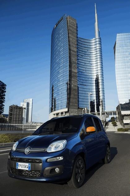 2015 Fiat Panda K-Way 25