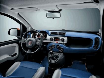2015 Fiat Panda K-Way 39