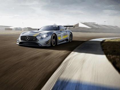 2015 Mercedes-Benz GT3 AMG 1