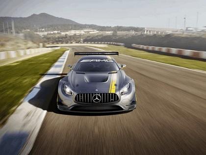 2015 Mercedes-Benz GT3 AMG 2
