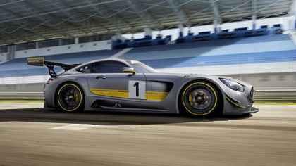 2015 Mercedes-Benz GT3 AMG 7
