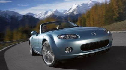 2007 Mazda MX-5 Niseko edition 9