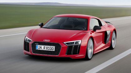 2015 Audi R8 V10 plus 2