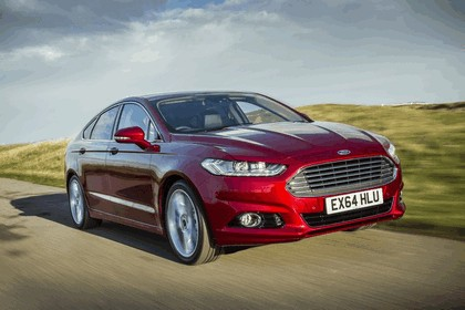2015 Ford Mondeo - UK version 1