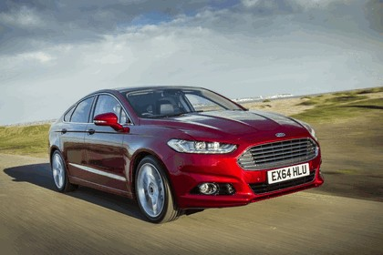 2015 Ford Mondeo - UK version 2