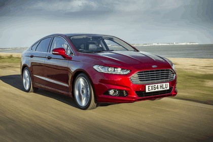 2015 Ford Mondeo - UK version 3