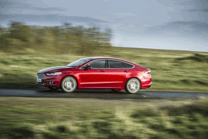 2015 Ford Mondeo - UK version 5