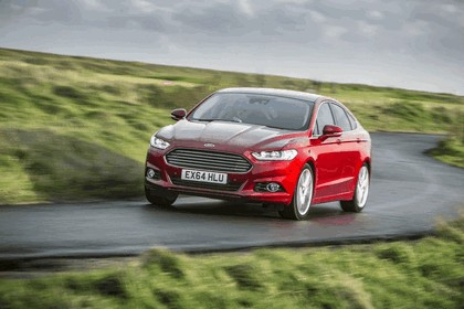 2015 Ford Mondeo - UK version 6