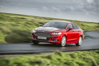 2015 Ford Mondeo - UK version 7