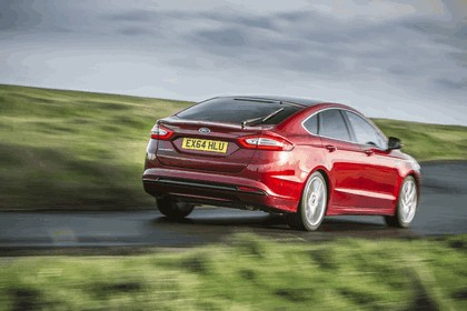 2015 Ford Mondeo - UK version 8