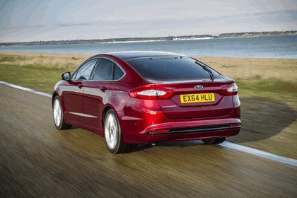 2015 Ford Mondeo - UK version 10