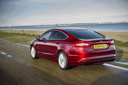 2015 Ford Mondeo - UK version 12
