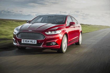 2015 Ford Mondeo - UK version 13