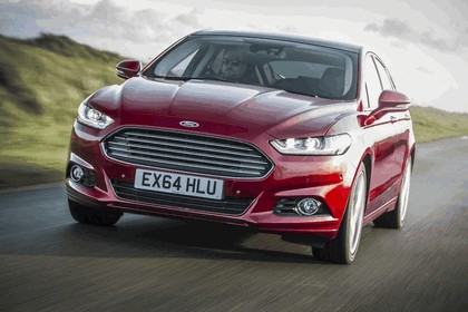 2015 Ford Mondeo - UK version 14