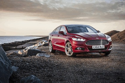 2015 Ford Mondeo - UK version 15