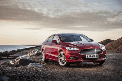 2015 Ford Mondeo - UK version 16