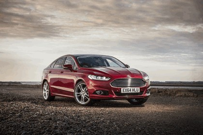 2015 Ford Mondeo - UK version 17