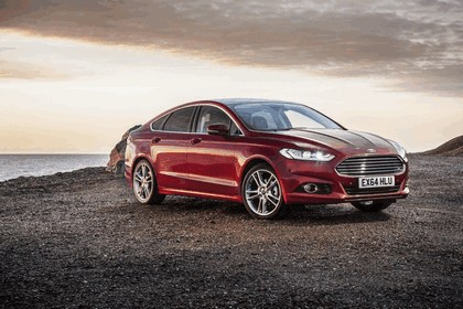 2015 Ford Mondeo - UK version 18