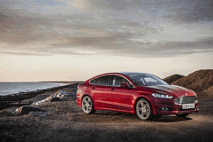 2015 Ford Mondeo - UK version 19