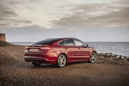 2015 Ford Mondeo - UK version 21