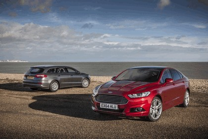 2015 Ford Mondeo - UK version 22