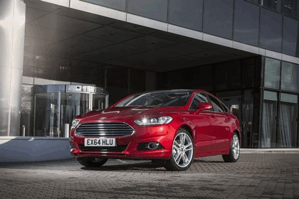2015 Ford Mondeo - UK version 23