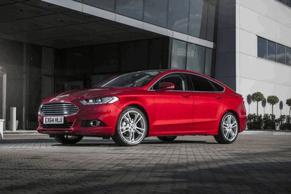 2015 Ford Mondeo - UK version 24