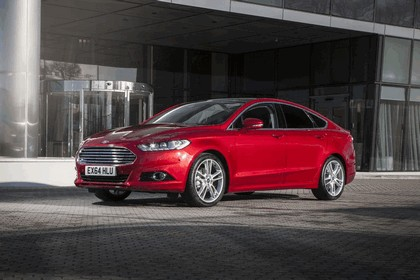 2015 Ford Mondeo - UK version 25