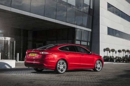 2015 Ford Mondeo - UK version 26