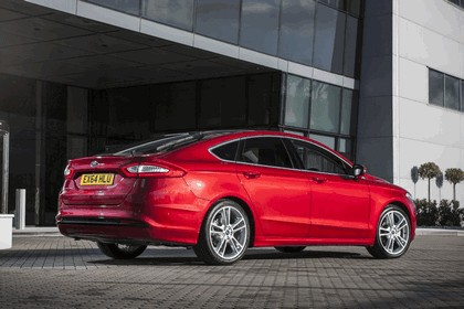 2015 Ford Mondeo - UK version 27