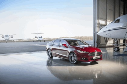 2015 Ford Mondeo - UK version 28