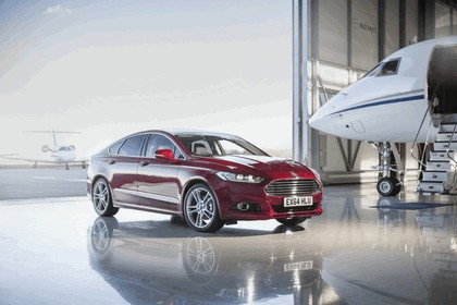 2015 Ford Mondeo - UK version 30