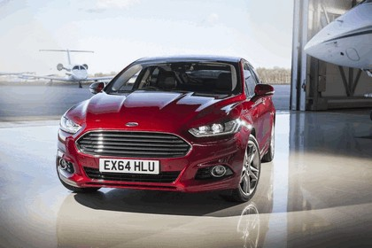 2015 Ford Mondeo - UK version 33
