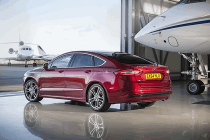 2015 Ford Mondeo - UK version 34