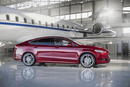 2015 Ford Mondeo - UK version 37