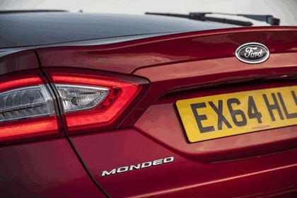 2015 Ford Mondeo - UK version 41