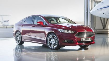 2015 Ford Mondeo - UK version 4