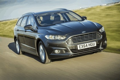 2015 Ford Mondeo SW - UK version 1