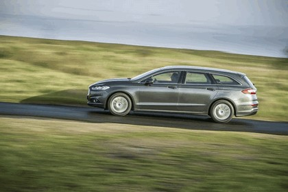 2015 Ford Mondeo SW - UK version 3