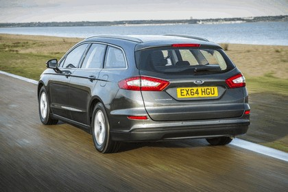 2015 Ford Mondeo SW - UK version 5
