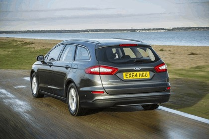 2015 Ford Mondeo SW - UK version 6