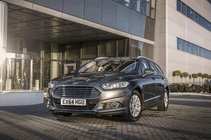 2015 Ford Mondeo SW - UK version 7
